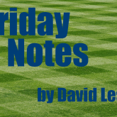 Friday Notes