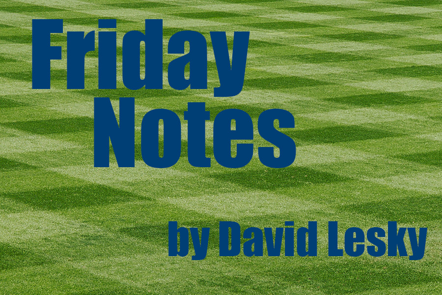 Friday-notes