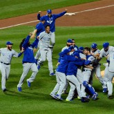 Royals Win the World Series