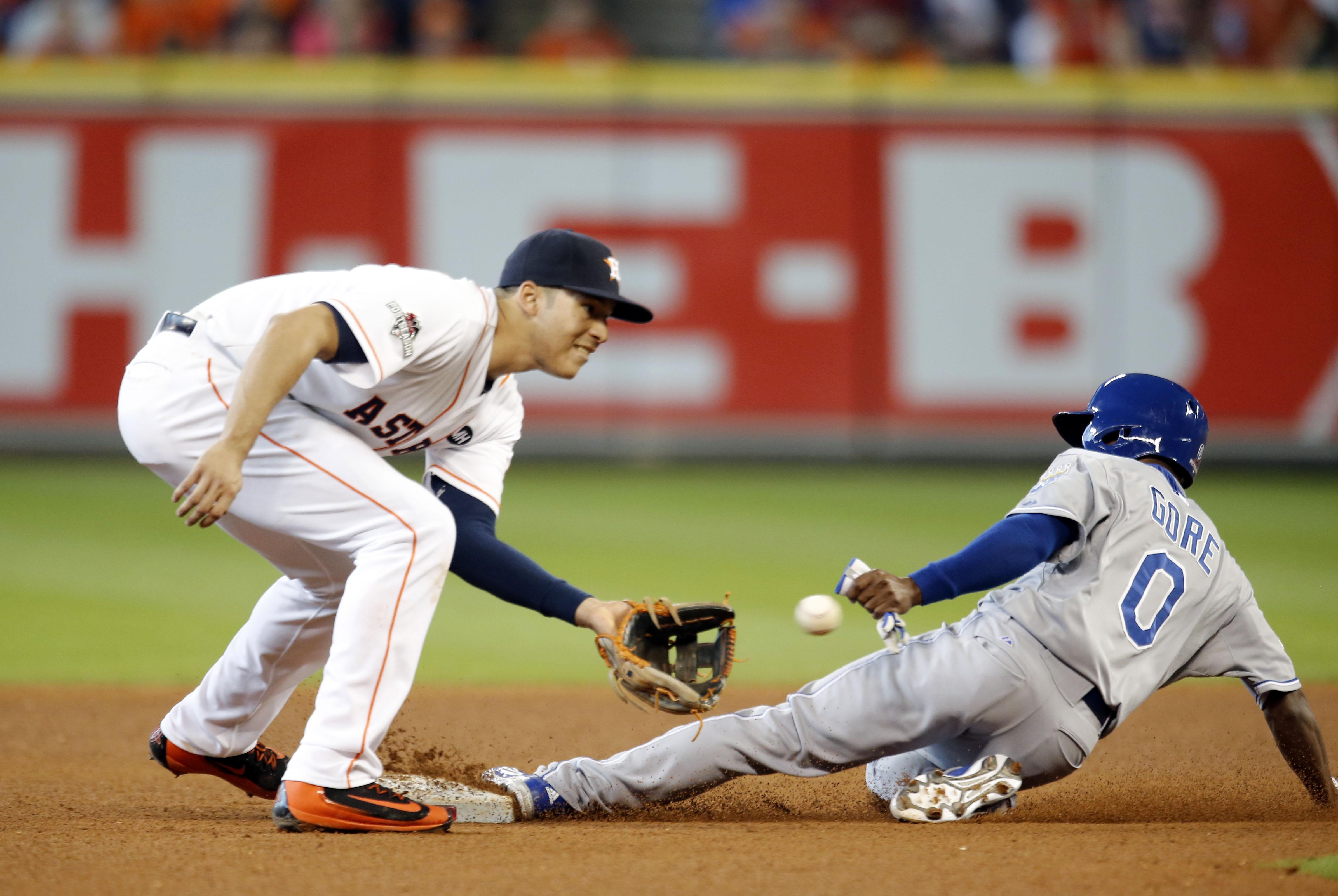 MLB: ALDS-Kansas City Royals at Houston Astros