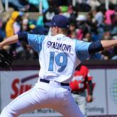 Josh Staumont Wilmington Blue Rocks - Photo Jake Rose