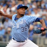 Edinson Volquez, Kansas City Royals