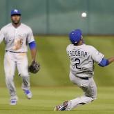 MLB: Kansas City Royals at Houston Astros