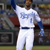 Jarrod Dyson, Kansas City Royals