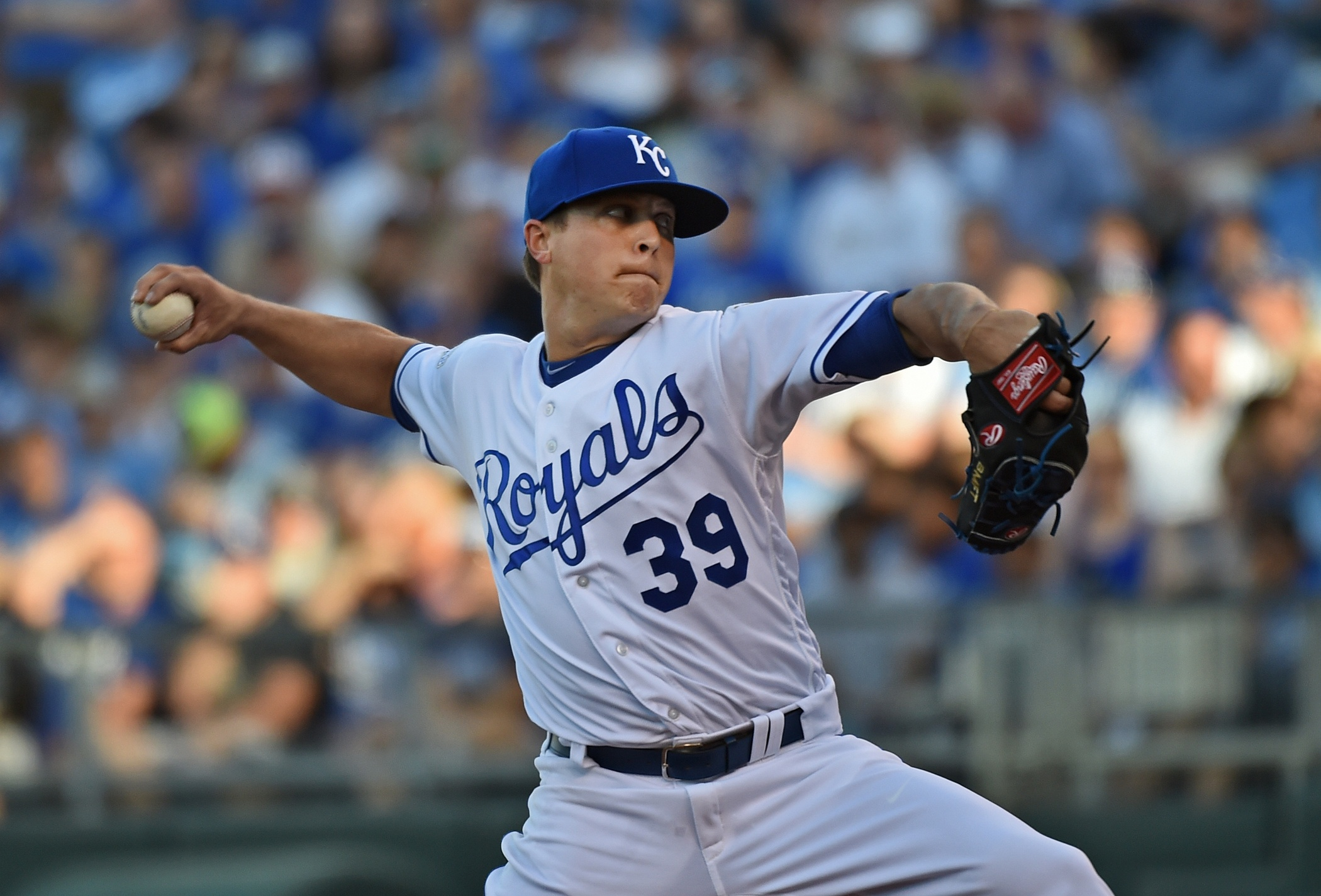 Kris Medlen, Kansas City Royals