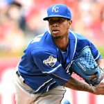 MLB: Kansas City Royals at Philadelphia Phillies