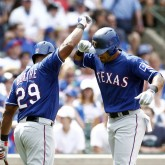 Ian Desmond and Adrian Beltre