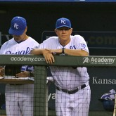 MLB: Los Angeles Angels at Kansas City Royals