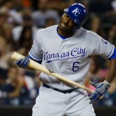 Lorenzo Cain, Kansas City Royals