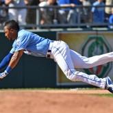 Jarrod Dyson, Kansas City Royals