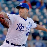 Danny Duffy, Kansas City Royals