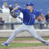 Matt Strahm, Kansas City Royals