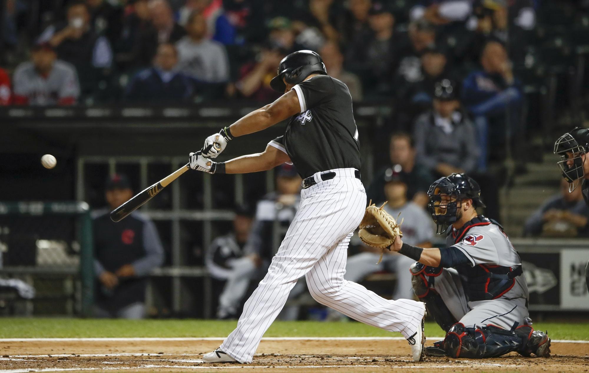 Jose Abreu White Sox Home Run
