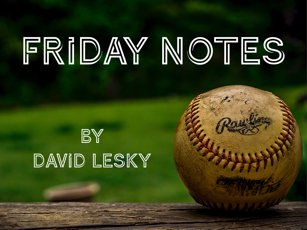 Friday Notes New