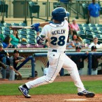 Brewer Hicklen, LF, Lexington Legends, Smacks a Base Hit-new edit-1500px