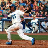 Cristian Perez, SS, Lexington Legends, Turns On a Pitch_filtered