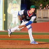 Daniel Lynch, LHP, Lexington Legends, Delivers