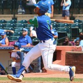 MJ Melendez, C, Lexington Legends, Swings Away_filtered